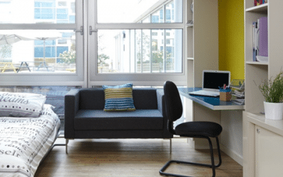 7 things to do when leaving your student accommodation